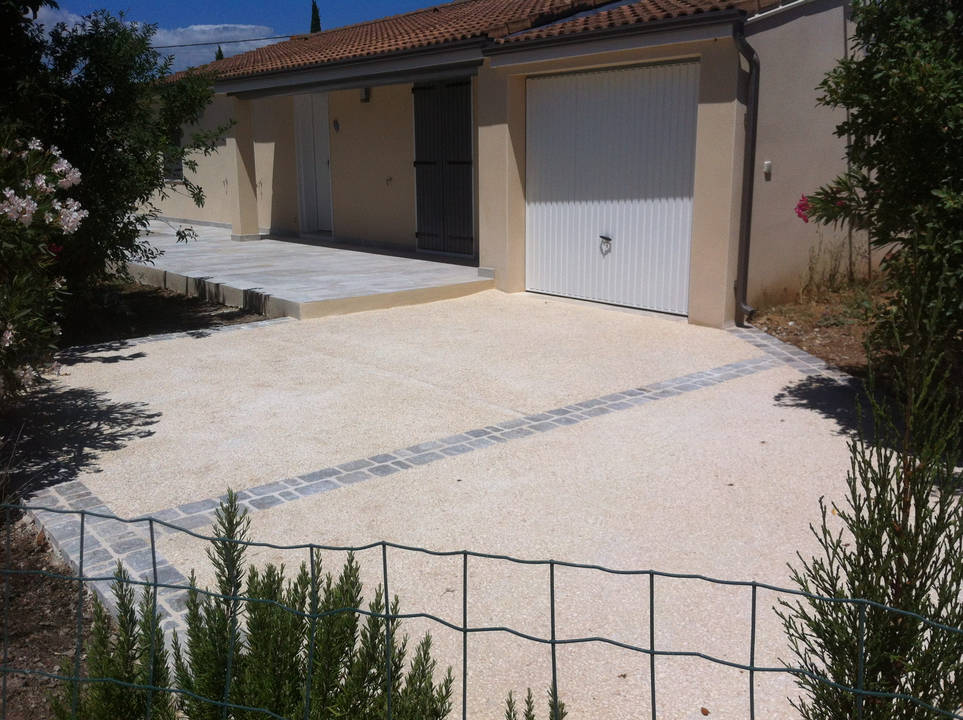 amenagement exterieur Uzes