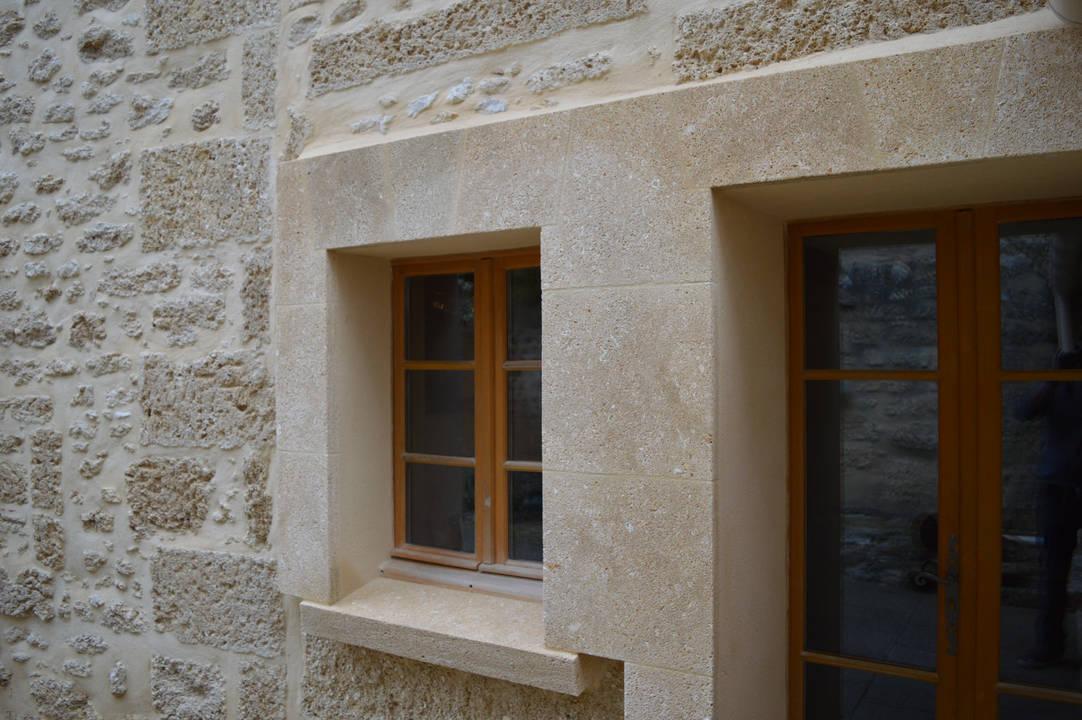 rénovation façade Uzes