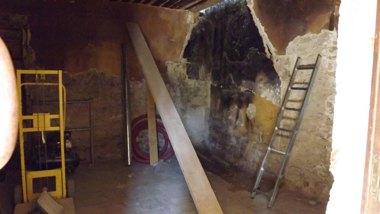 renovation mas Castillon du Gard
