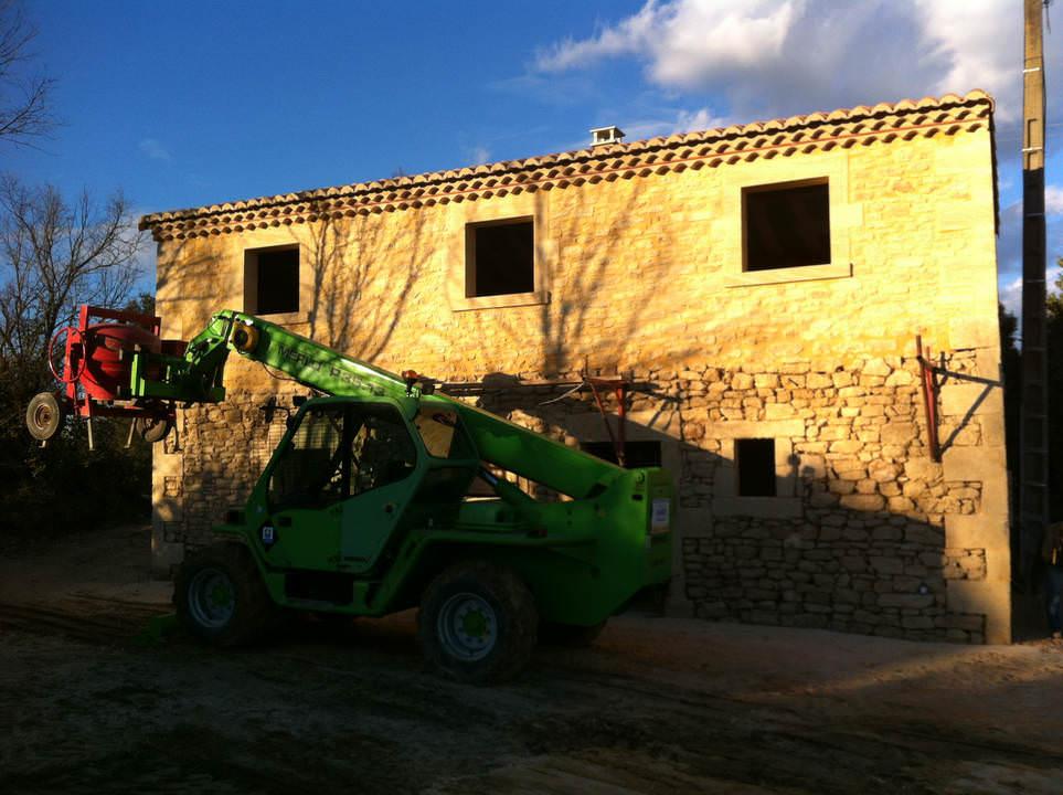 renovation maison uzes